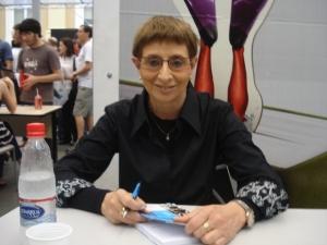 Professora Luiza Carravetta