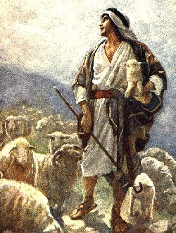 O Senhor é o meu pastor